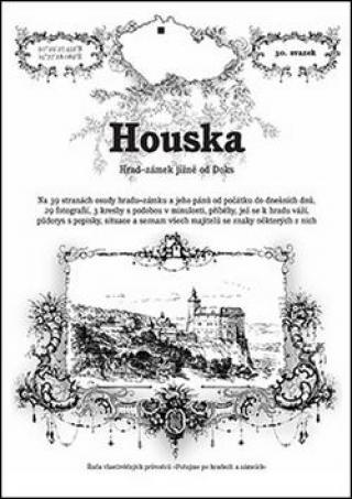 Houska -- Hrad-zámek jižně od Doks - Vojkovský Rostislav