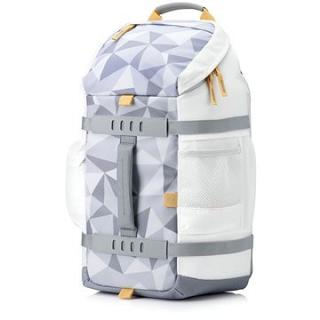 HP Odyssey Backpack Facets White 15.6