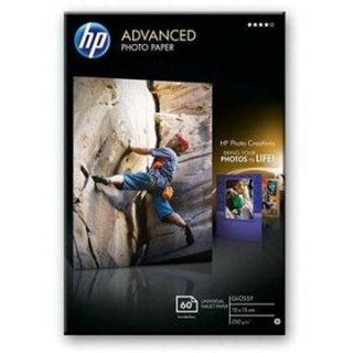 HP Q8008A Advanced Glossy Photo Paper 10x15cm