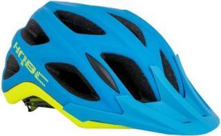 HQBC SHOQ Blue/Fluo Yellow Matt 54-58 54-58