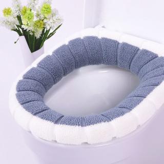 Hřejivý potah na záchodové prkénko Barva: modrá