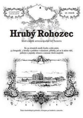 Hrubý Rohozec -- hrad - zámek severozápadně od Turnova