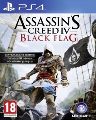 Hry na Playstation assassins creed 4: black flag