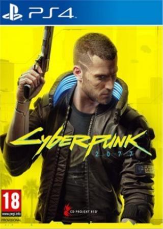 Hry na Playstation cyberpunk 2077