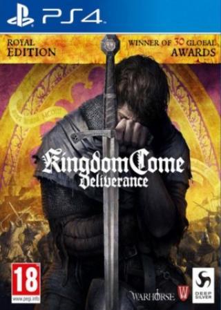 Hry na Playstation kingdom come: deliverance royal edition