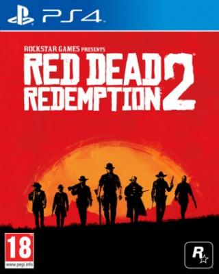 Hry na Playstation red dead redemption 2