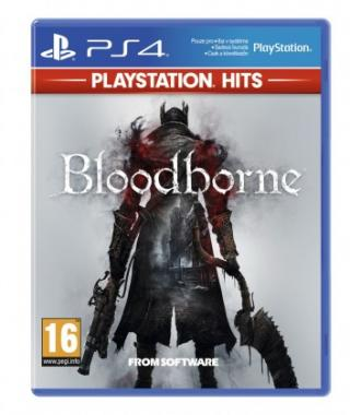 Hry na Playstation sony ps4 hra bloodborne