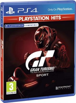 Hry na Playstation sony ps4 hra gt sport hits