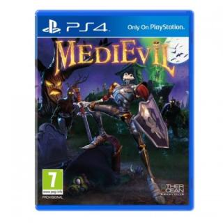 Hry na Playstation sony ps4 hra medievil