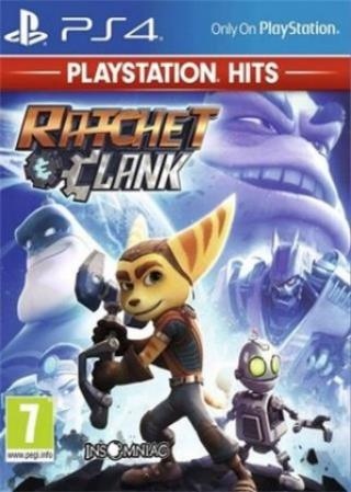 Hry na Playstation sony ps4 hra ratchet & clank