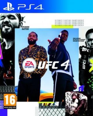 Hry na Playstation ufc 4
