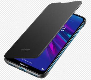 Huawei Original flipové pouzdro pro Huawei Y6 2019 black