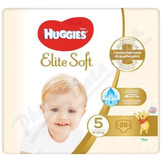 HUGGIES Elite Soft 5 12-22kg 28ks