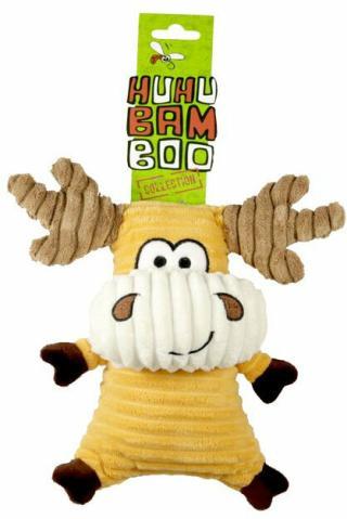 Huhubamboo Animal Hračka pro psy 17 cm