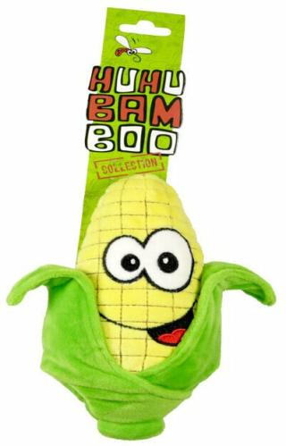 Huhubamboo Corn Hračka pro psy 17 cm