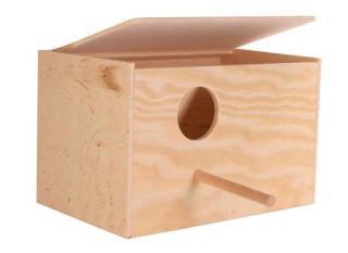 Huhubamboo Hnízdící box 30x20x20cm