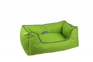 Huhubamboo kanape M zeleno šedé