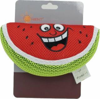 Huhubamboo Watermelon Hračka pro psy 18 cm