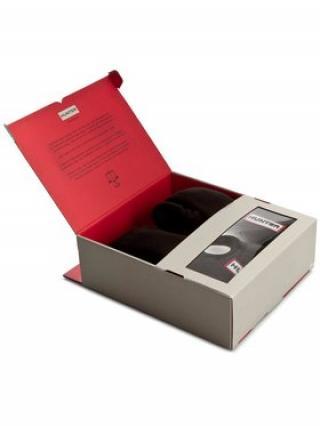 Hunter Klasické ponožky Unisex Boot Socks UAS3000AAA YI 0614 Černá 36_38