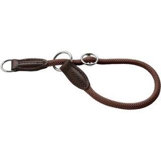 Hunter výcvikový obojek Freestyle, hnědý 55 cm