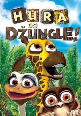 Hurá do džungle - DVD