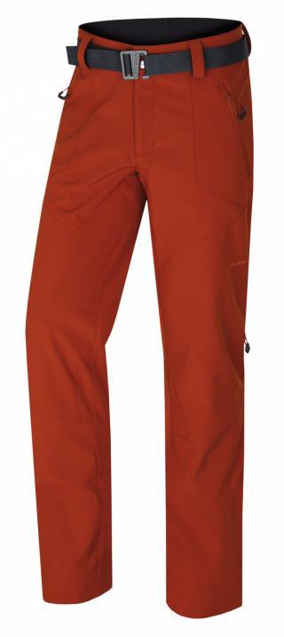 Husky  Kresi M XXL, oranžovohnědá Pánské outdoor kalhoty XXL