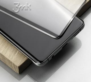 Hybridní sklo 3mk FlexibleGlass Edge pro Samsung Galaxy S9