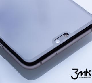 Hybridní sklo 3mk FlexibleGlass Max pro Apple iPhone 12 mini, černá