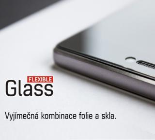 Hybridní sklo 3mk FlexibleGlass pro Motorola Moto E7 Plus
