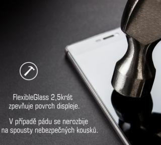 Hybridní sklo 3mk FlexibleGlass pro Xiaomi POCO X3