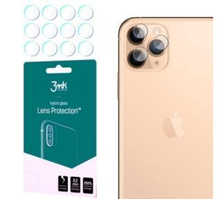 Hybridní sklo 3mk Lens ochrana kamery pro Apple iPhone 11 Pro, 4ks