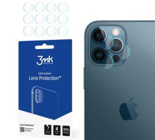 Hybridní sklo 3mk Lens ochrana kamery pro Apple iPhone 12 Pro
