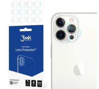 Hybridní sklo 3mk Lens ochrana kamery pro Apple iPhone 12 Pro Max