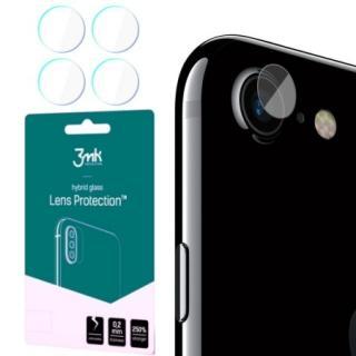 Hybridní sklo 3mk Lens ochrana kamery pro Apple iPhone SE 2020