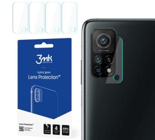 Hybridní sklo 3mk Lens ochrana kamery pro Xiaomi Mi 10T/Mi 10T Pro