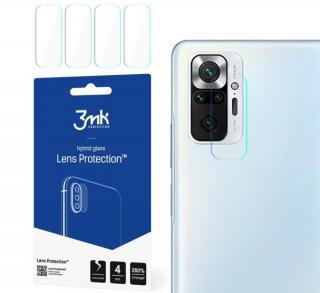 Hybridní sklo 3mk Lens ochrana kamery pro Xiaomi Redmi Note 10 Pro
