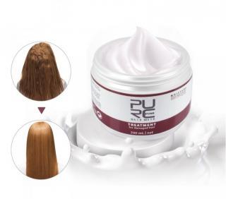 Hydratační a regenerační maska na vlasy