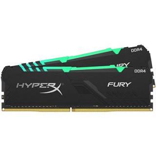 HyperX 16GB KIT DDR4 2666MHz CL16 RGB FURY series