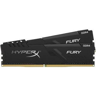 HyperX 64GB KIT DDR4 3000MHz CL16  FURY Black series