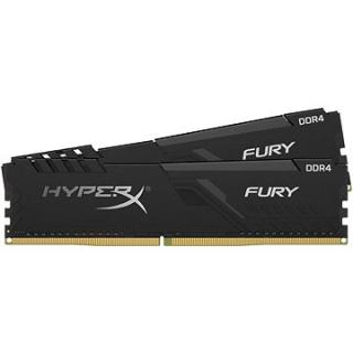 HyperX 64GB KIT DDR4 3200MHz CL16  FURY Black series