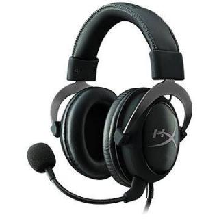 HyperX Cloud II Headset Gunmetal Grey