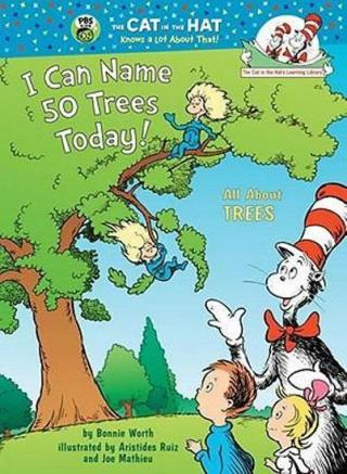 I Can Name 50 Trees Today! All About Trees - Worth Bonnie