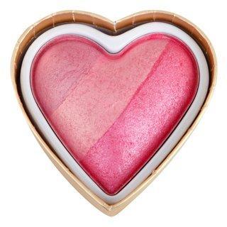 I Heart Revolution Blushing Hearts Blushing Heart Blusher pudrová tvářenka 10 g