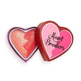I Heart Revolution Heartbreakers Shimmer Blush Strong pudrová tvářenka 10 g