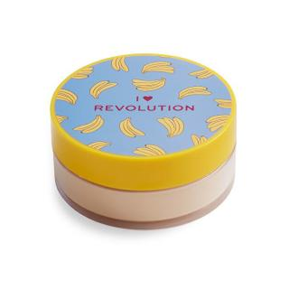 I Heart Revolution Sypký pudr Banana  22 g dámské