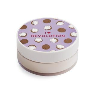 I Heart Revolution Sypký pudr Coconut  22 g dámské