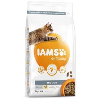 IAMS Cat Adult Indoor Chicken 2 kg