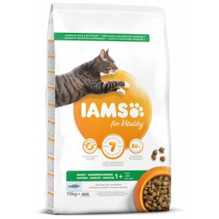 Iams cat adult ocean fish 10kg
