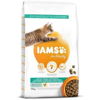 IAMS Cat Adult Weight Control/Sterilized Chicken 10 kg
