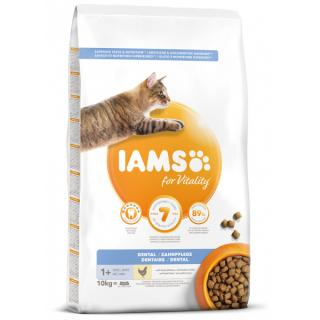 Iams cat dental adult chicken 10kg